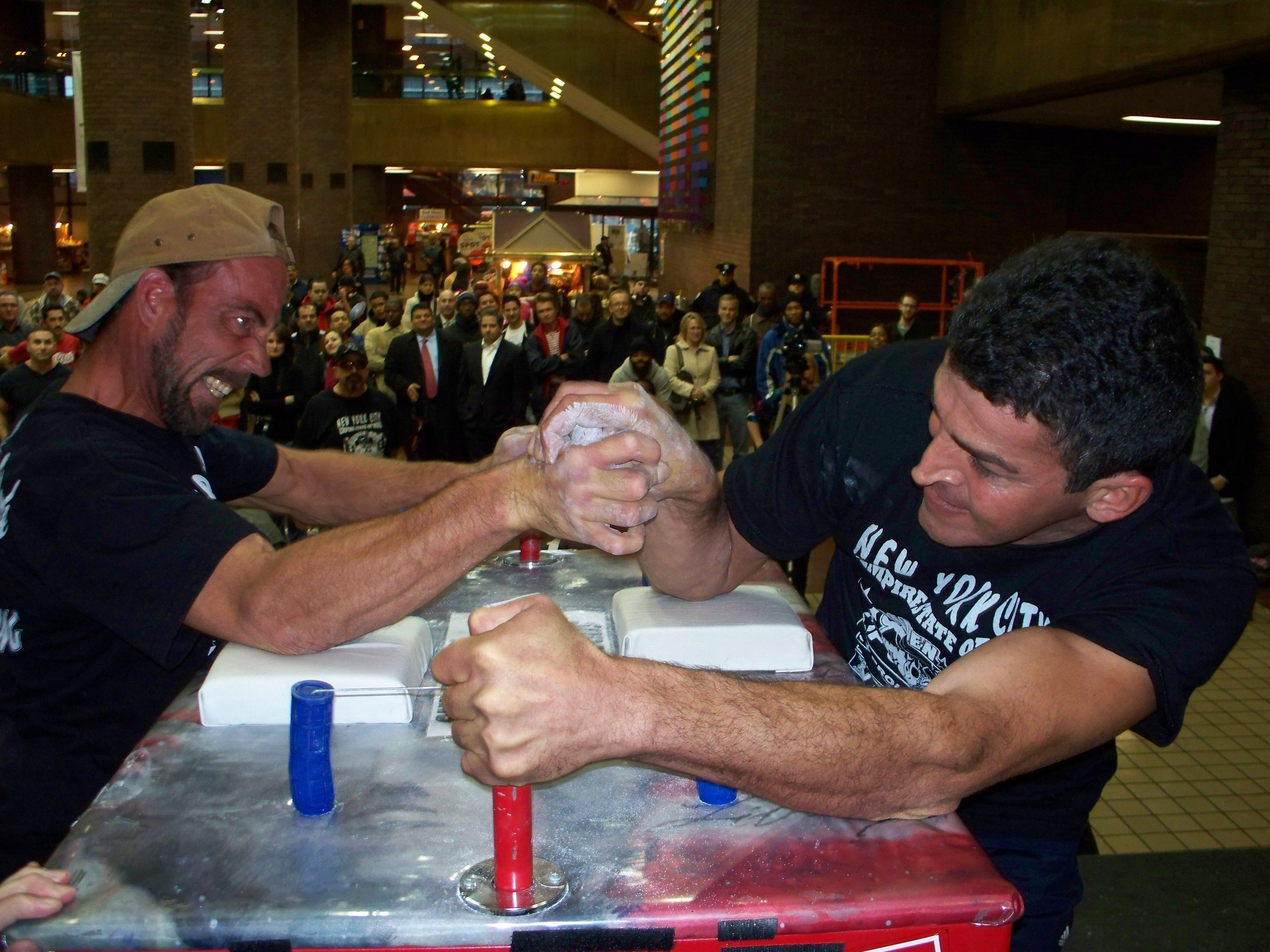 New York Arm Wrestling Association Presents 38th New York State Arm Wrestling Championships Nov. 22