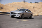 Refreshed 2016 Mazda6 Took Top Segment Honors in J.D. Power APEAL Awards