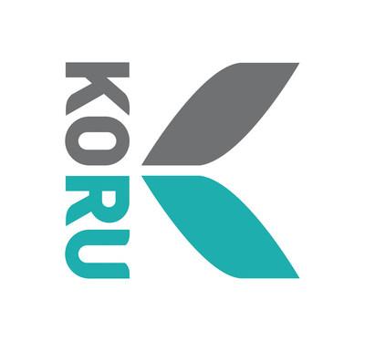 Koru Logo (PRNewsFoto/Koru) (PRNewsFoto/Koru)