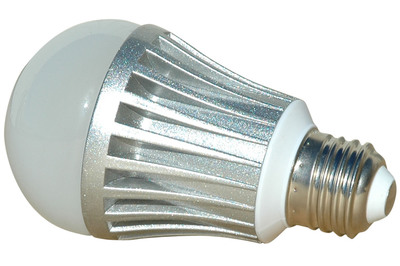 The Magnalight LED-A19-10W-E26 10 Watt LED A19 Style Bulb is designed to fit in standard light bulb sockets but provides durability and multi color adjustability that makes it ideal for industrial and commercial applications. This 10 watt LED replacement bulb provides 1050 lumens from only 10 watts.  (PRNewsFoto/Larson Electronics)