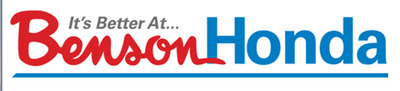 Benson Honda stocks the full new Honda lineup in San Antonio, TX.  (PRNewsFoto/Benson Honda)