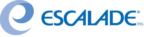 Escalade, Inc. Logo.  (PRNewsFoto/Escalade, Inc.)