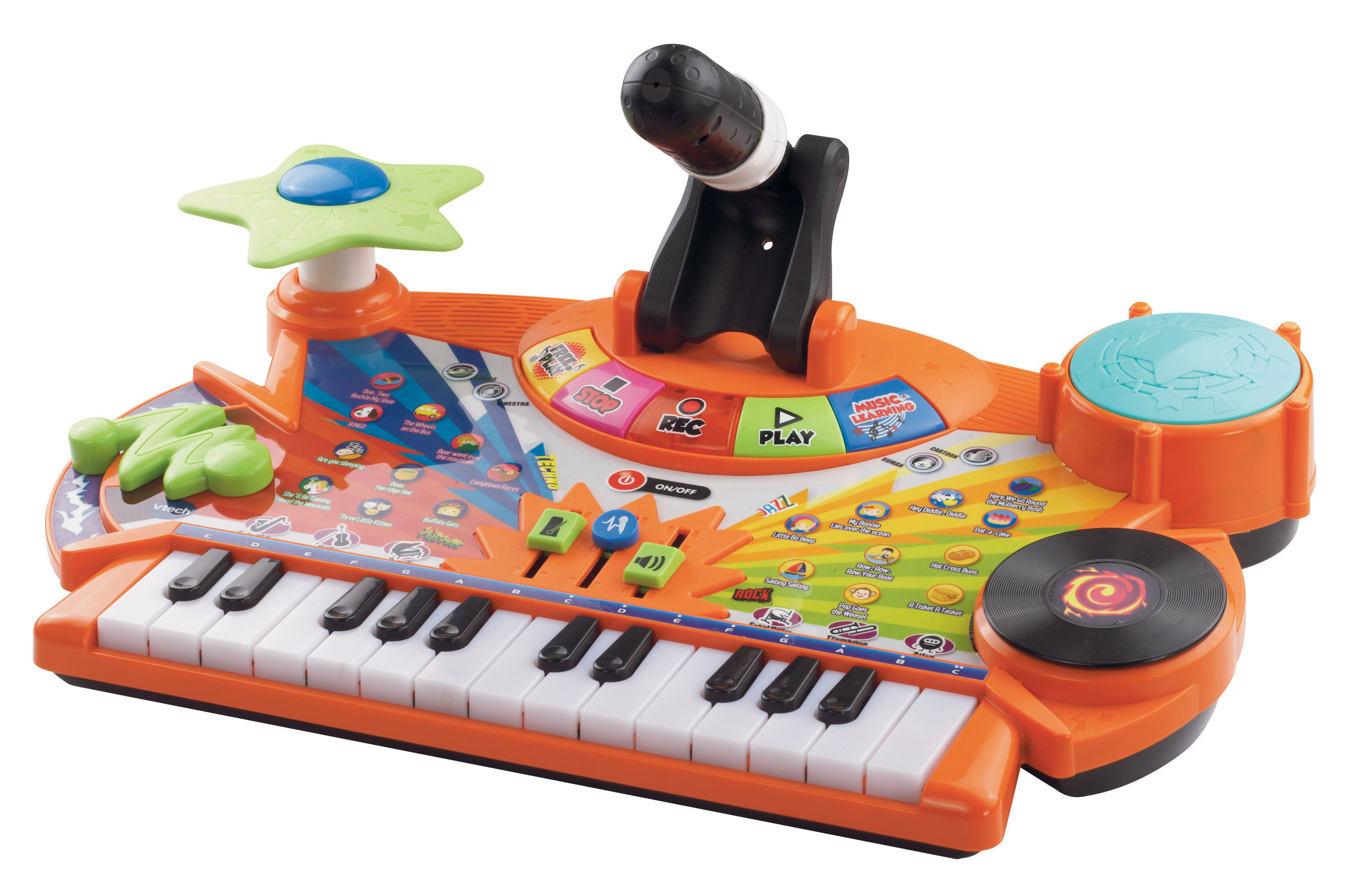 VTech® Record & Learn KidiStudio™ Honored With Scholastic