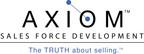 AXIOM Sales Force Development, LLC Logo. (PRNewsFoto/AXIOM Sales Force Development, LLC)
