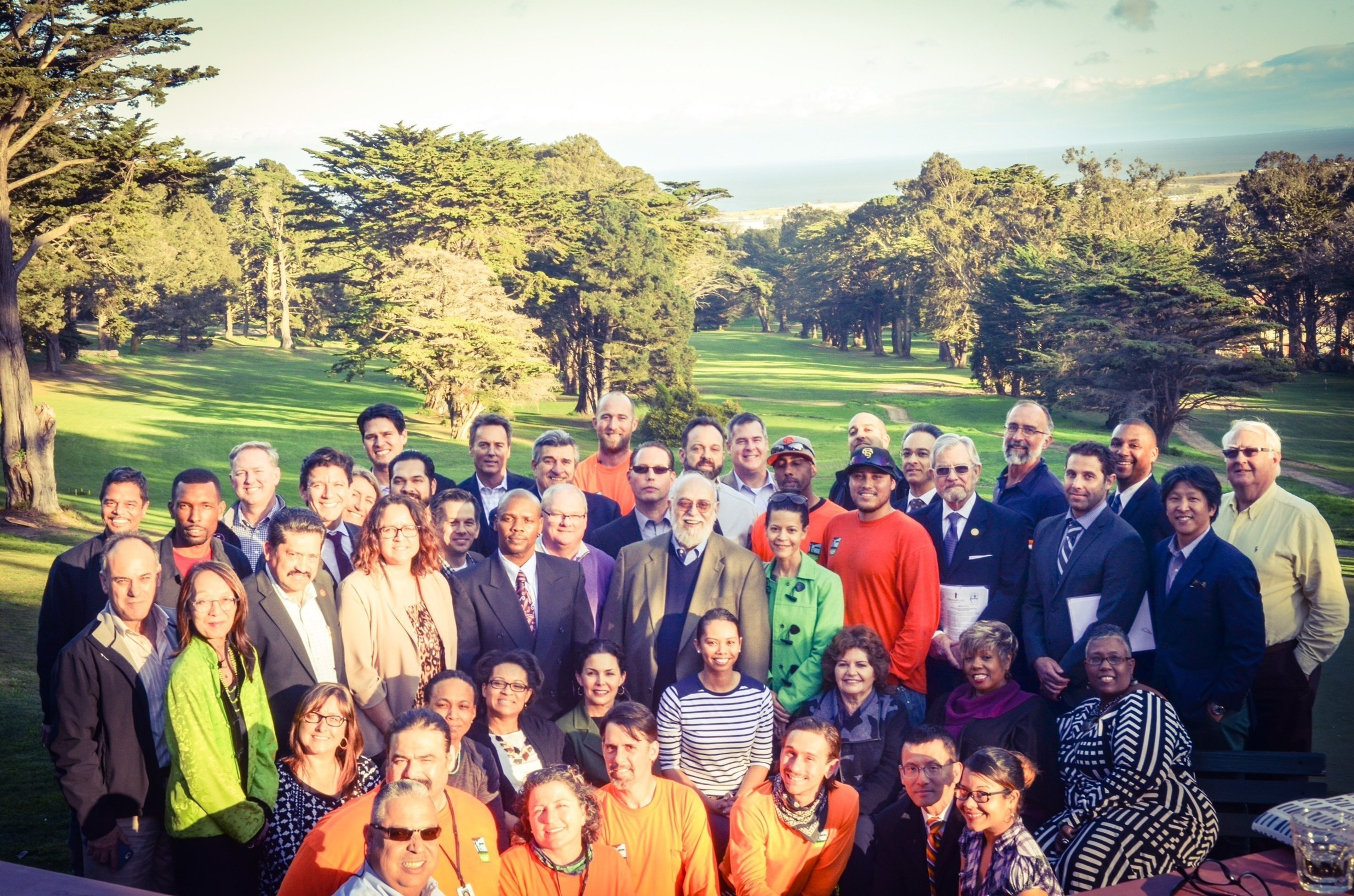 Gleneagles Academy Project - Steering Committee Members