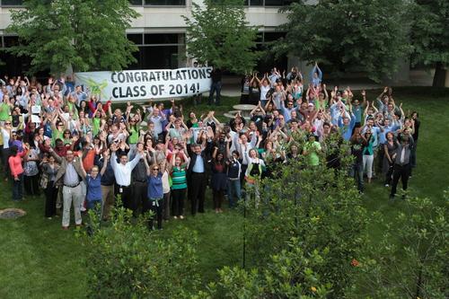 K12 Celebrates Class of 2014 (PRNewsFoto/)