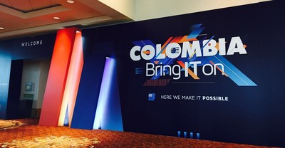 Colombia Bring IT On