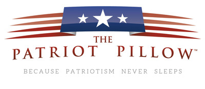 Now available for purchase.  (PRNewsFoto/Patriot Pillow)