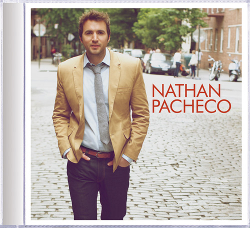 Nathan Pacheco To Release Self-Titled Disney Pearl Debut Album.  (PRNewsFoto/Walt Disney Records)
