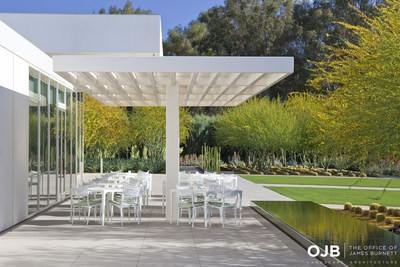 The Office of James Burnett, recipient of the 2015 ASLA Firm Award, created a collection of museum-quality garden spaces that invite discovery and contemplation in every season at the 9-acre Sunnylands Center & Gardens in Rancho Mirage, California.