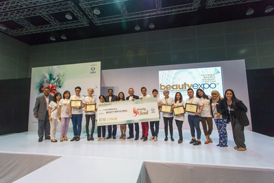 beautyexpo raised over 3,000MYR for the Budimas Foundation with their charity haircut initiative: Beauty with a Soul