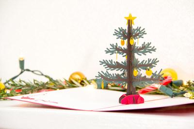 Lovepop's Christmas Tree Card