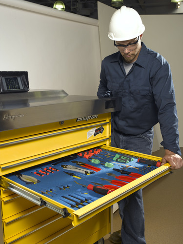 Level 5™ ATC From Snap-on® Industrial Breaks New Ground in Tool Management