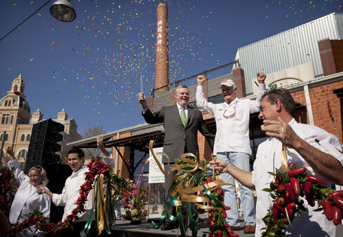 The Culinary Institute of America Opens its Newly Expanded Third Campus in San Antonio, Texas