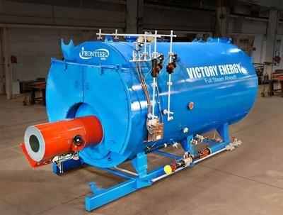 Victory Energy Frontier (R) Dryback Firetube Boiler