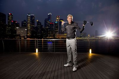 Mika Häkkinen, JOHNNIE WALKER Responsible Drinking Ambassador will be at the Ryder Cup to encourage 25,000 golf fans to Join the Pact.