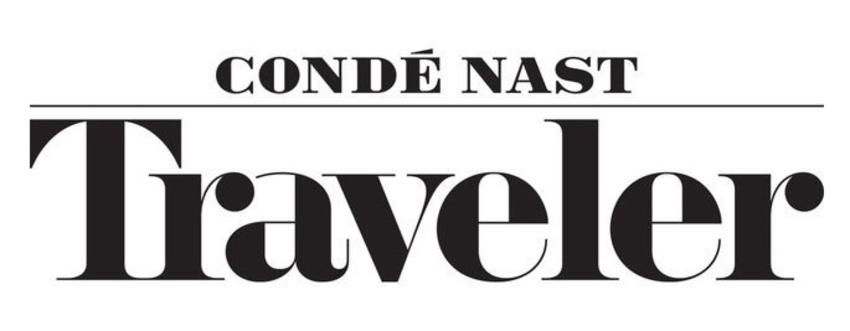 Conde Nast Traveler Logo