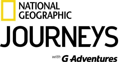 National Geographic Journeys with G Adventures (PRNewsFoto/National Geographic Society)