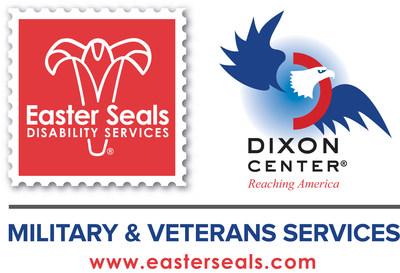 Easter Seals Dixon Center logo.