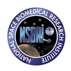 National Space Biomedical Research Institute Logo.