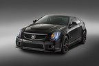 The 2015 Cadillac CTS-V Coupe special edition has edgy style, an elegant interior and racetrack caliber performance. (PRNewsFoto/Bill Jacobs Auto Group)