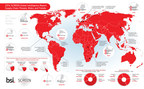 Infographic straight from BSI's 2014 Global Supply Chain Intelligence Report
