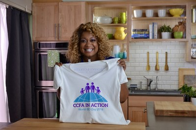 Food Network Host Sunny Anderson