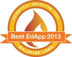 Balefire Labs Announces Best EdApp 2013 Award Winners.  (PRNewsFoto/Balefire Labs, Inc.)