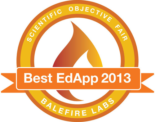 Balefire Labs Announces Best EdApp 2013 Award Winners.  (PRNewsFoto/Balefire Labs, Inc.)