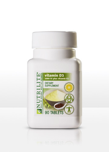 Nutrilite Health Institute Reports Fruits and Veggies Support Bone Health