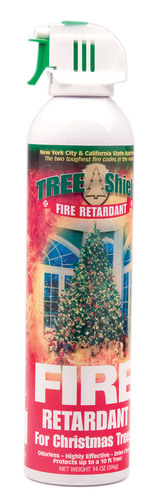 Don't Let a Christmas Tree Fire Spoil Your Holiday Season, Says Commercial Safety and Security