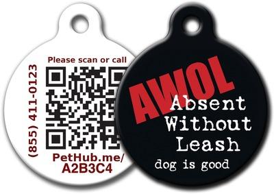 PetHub - digital ID tags w/ GPS & instant alerts