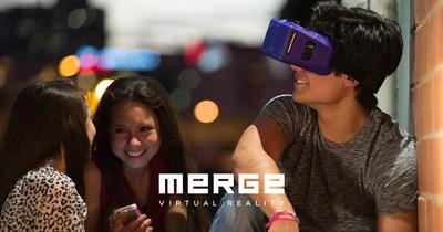 Merge VR's universal virtual reality headset hits U.S. retail shelves as mobile VR goes mainstream