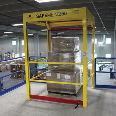 SafeMezz360 is both ANSI- and OSHA-compliant.