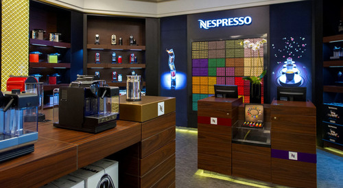 Nespresso is excited to announce the opening of their newest location in the Miami area with a Nespresso ...
