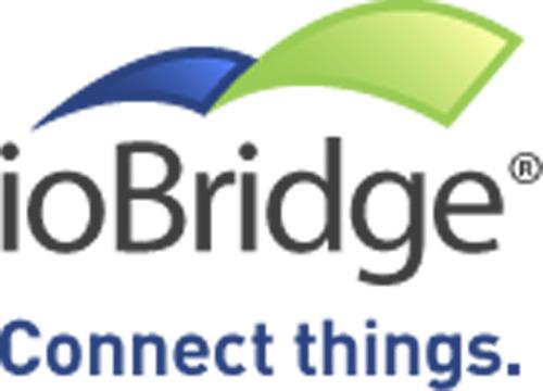 ioBridgeLogo. (PRNewsFoto/ioBridge, Inc.) (PRNewsFoto/IOBRIDGE, INC.)