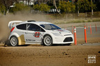 Courtesy: Mixtape Media.  (PRNewsFoto/Global Rallycross)