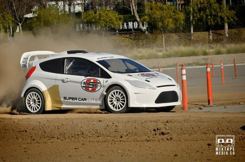Global Rallycross annonserar GRC Lites första tävlingsschema för 2013