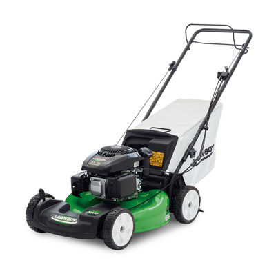 This Lawn-Boy(R) mower features a Kohler(R) XTX Series(TM) engine that never requires an oil change over its lifetime. Simply check the oil level before each use and you're good to go.