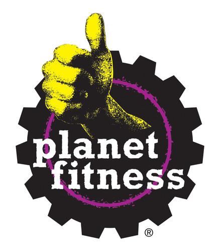 Planet Fitness logo.  (PRNewsFoto/Planet Fitness)