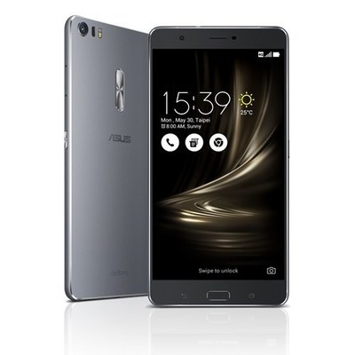 The ASUS ZenFone 3 Ultra: the first smartphone to feature DTS Headphone:X 7.1 surround sound.