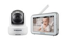 Samsung Techwin America Delivers Convenience And Comfort With New BrightVIEW Baby Video Monitoring System