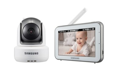Samsung Techwin America Unveils the BrightVIEW Baby Video Monitoring System