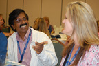 Environmental health professionals collaborate at the Decade Software Annual Training Conference.  (PRNewsFoto/Decade Software Company, LLC)