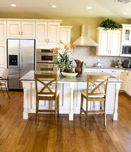 Engineered Wood Flooring is the Topic of a New and Informative Blog on the Conklin Bros. Website.  (PRNewsFoto/Conklin Bros.)