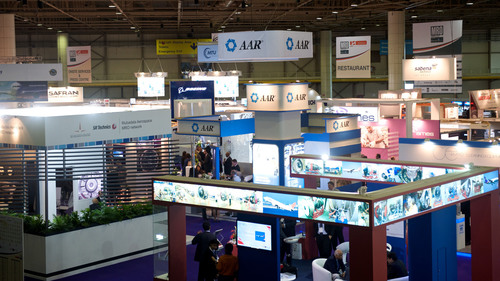 Penton's Aviation Week to Host MRO Middle East Exhibition & Conference in Dubai, February 4-6, 2014. (PRNewsFoto/Penton) (PRNewsFoto/PENTON)