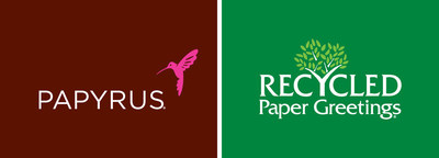 Papyrus-Recycled Paper Greetings Logo (PRNewsFoto/Papyrus-Recycled Greetings, Inc.)