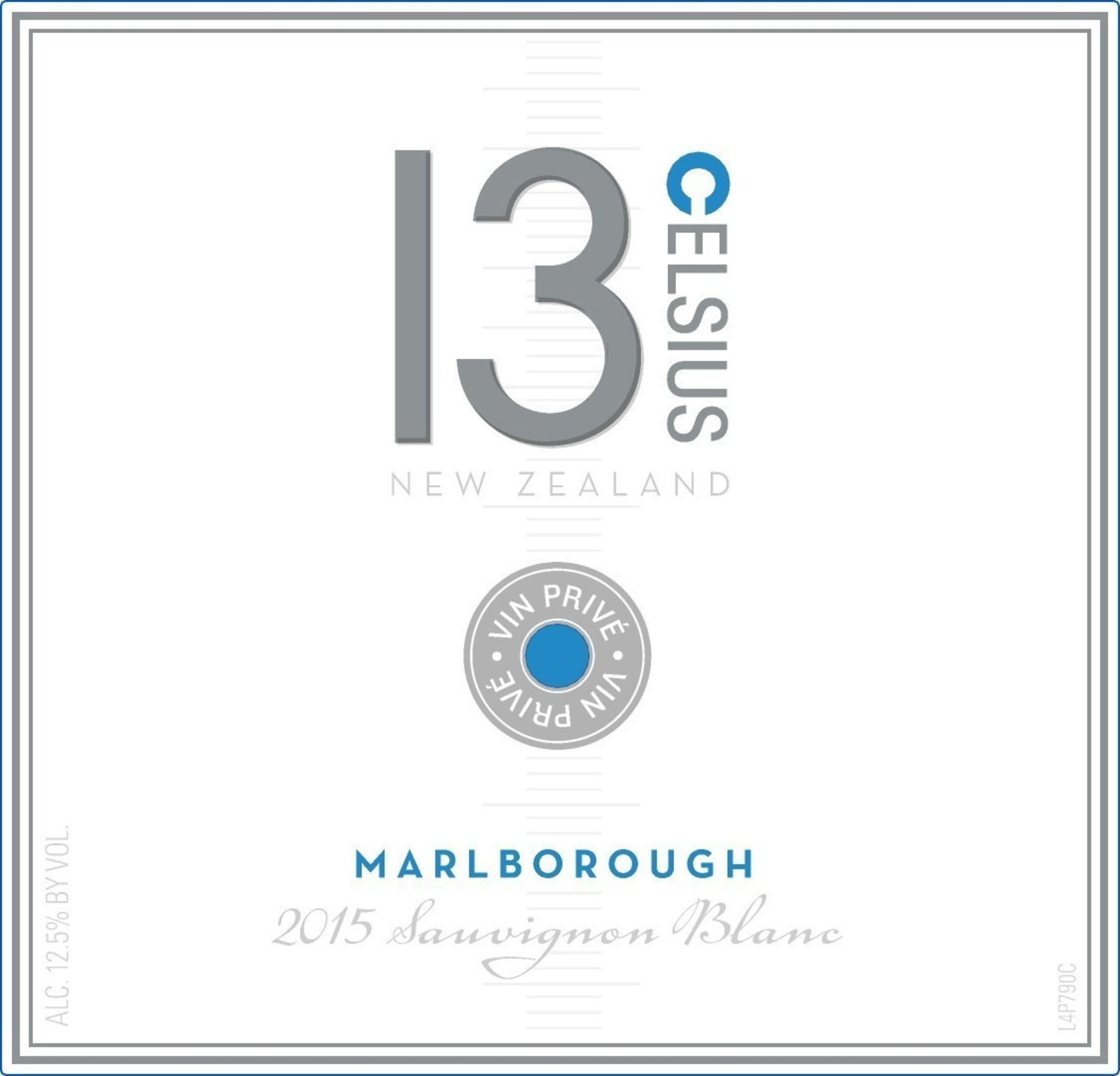13 Celsius® New Zealand Sauvignon Blanc Announces National Launch