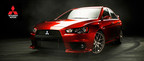 The 2015 Mitsubishi Lancer is available at West Side Mitsubishi in Edmonton, Alberta. (PRNewsFoto/West Side Mitsubishi)