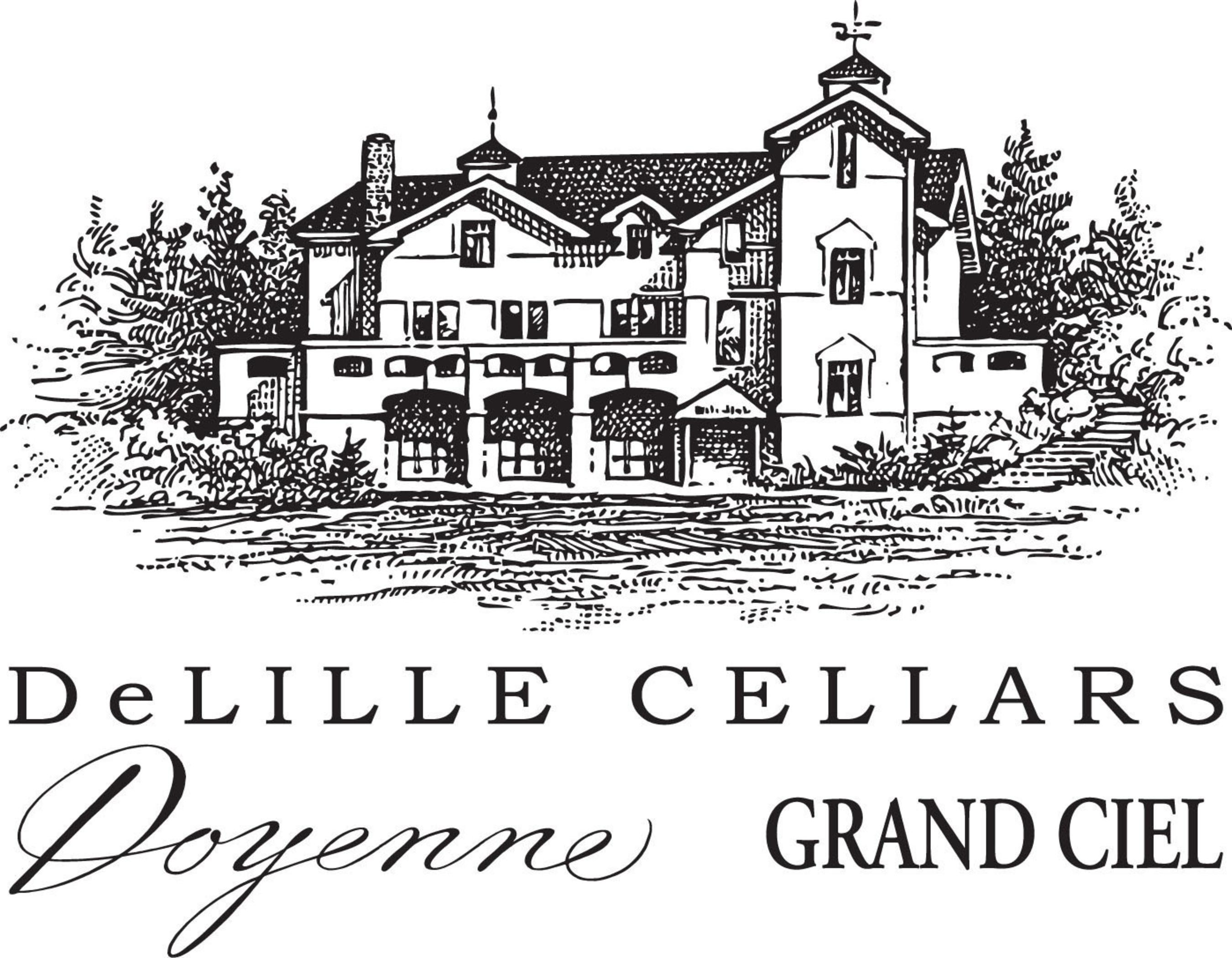 DeLille Cellars Logo.